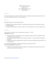 Resume Examples  Objective Line For Resume  summary objective line     longbeachnursingschool