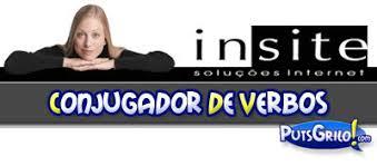 Conjugador de verbos para a língua portuguesa.
