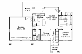 Log Cabin Style House Plans Lodge Style House Plans Grand River 30 754 Associated Designs