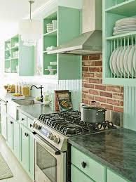 Retro Kitchens Retro Kitchen Set With Red Storage 802 Baytownkitchen