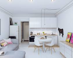 Interior Design Ideas For Open Floor Plan by Small Open Plan Home Interiors