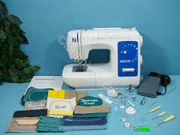 newest necchi 4900 heavy duty sewing machine upholstery ebay