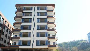 4 bedroom apartments with air conditioning in trabzon