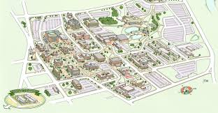 Map Of University Of Michigan by Campus Maps