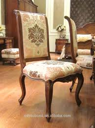 0051 classic italian dining room sets amrican style solid wood