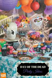 birthday halloween decorations 33 best day of the dead party images on pinterest day of the