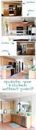 Update Kitchen Cabinets Best 25 Updating Oak Cabinets Ideas On Pinterest Painting Oak