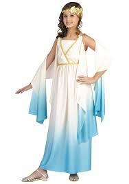 Baby Halloween Costumes Walmart Child Greek Goddess Costume