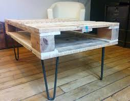 Table Basse Industrielle Pas Cher by Charmant Table Basse Industrielle Maison Du Monde 15 Pied De