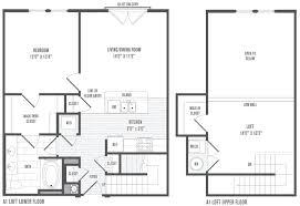 Garage Apartment House Plans Exquisite Luxury 2 Bedroom Apartment Floor Plans On Apartments