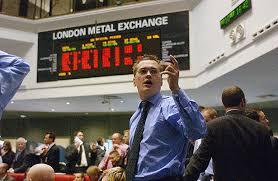 LME---London Metal Exchange(伦敦金属交易所) 场内交易情景图 - 哈利波特大 - 期货CS---哈利波特大