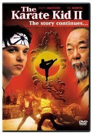 Karate Kid II: La Historia Continua