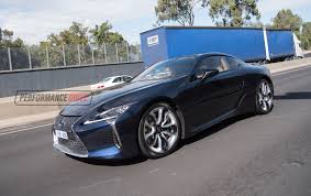 lexus lc pricing 2017 lexus lc 500 spied in australia ultimate car blog