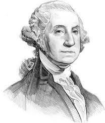 George Washington Land of the Brave