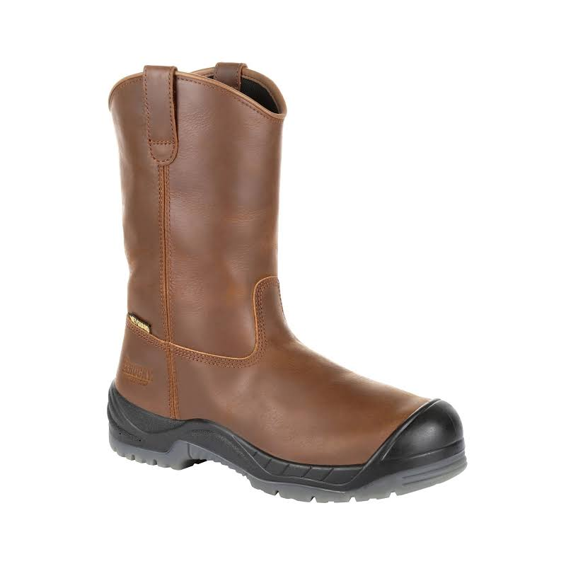 "Rocky 11"" Worksmart CT Internal Met Guard Boot RKK0264, Adult,"