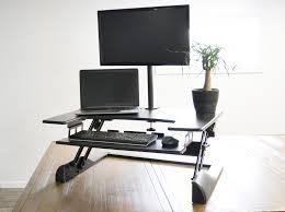 Affordable Sit Stand Desk by Desk V000a Discontinued Vivo Height Adjustable Standing Desk