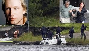 Behring Breivik drafted