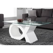 Table Basse Industrielle Pas Cher by Table Basse Contemporaine Pas Cher Table Basse Salon Blanc Laque