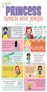 disney princess lunch box jokes lunch box jokes lunch box and