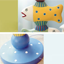 Enjoy The Lighting With Colorful Fish Kids Room Lamps Save - Kids room lamp