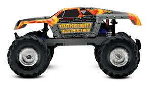 monster truck shows in colorado traxxas maximum destruction monster jam rc cars pinterest