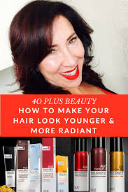 Hair Color To Look Younger 5 Signs Of Aging Hair U0026 How To Make It Look Younger Romy Raves
