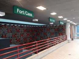 Fort/Cass station