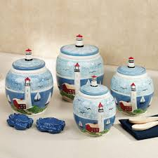 furniture home kitchen canister sets ceramic attractive and