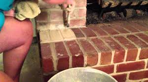 Youtube Home Decor by Brick Fireplace Makeover Youtube Loversiq