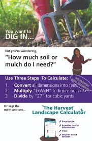 What Do Landscapers Do by How Much Soil Or Mulch Do You Need