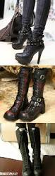 high heel motorcycle boots best 25 punk shoes ideas on pinterest high heel boots studded