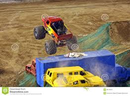 monster truck show in san diego monster truck tropical thunder editorial stock image image 9614024