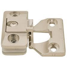 glass door hinges for cabinets aximat 300 inset glass to wood door hinge in matt nickel finish