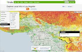 Google Maps Los Angeles by Mapping Traffic Volume On Every Street In America Trulia U0027s Blog