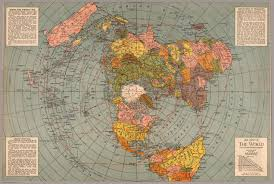 World Map Pinboard by Maps U2013 What Happened On The Flat Earth This Week