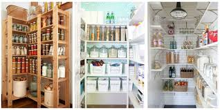 Kitchen Pantry Shelving Ideas by 14 Smart Ideas For Kitchen Pantry Organization Pantry Storage Ideas