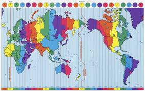 Time Zone Map United States Of America by Fundamentals Of Mapping