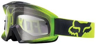 green motocross boots fox racing main race 2 goggles revzilla