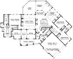 Custom Ranch Floor Plans Ingenious Design Ideas Vacation Cottage House Plans 14 Plan Of The