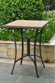 Wicker Resin Patio Furniture - patio tables