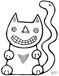 cat halloween halloween cat coloring pages coloring pages