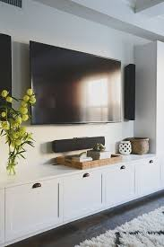 Seriously Obsessed With This Living Room It Incorporated My - Family room wall units