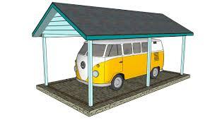attached carport plans myoutdoorplans free woodworking plans