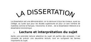 Dissertation la souverainet   Doc Etudiant Sujet   la dissertation