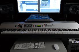 Custom Studio Desks by Home Studio Workstation Desk Hostgarcia