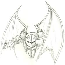 meta knight coloring pages to print meta knight coloring pages 15