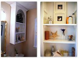 cream wall paint hanging storage toilet paper holder with diy