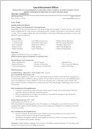 Humane Officer Sample Resume Fax Cover Page Templates  Fact Sheet Police Officer Resume Objective Exles