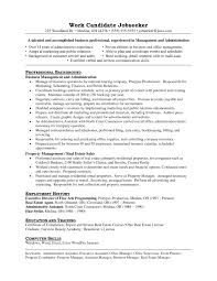 Assistant Property Manager Resume Sample by Property Manager Resume Samples Free Resume Example And Writing