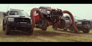monster trucks in the mud videos tough country bumpers appear in